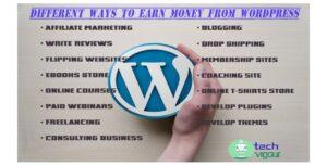 How to make money from WordPress