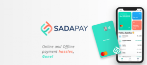 SADAPAY; A digital mobile wallet