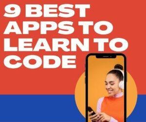 9 best apps to learn to code